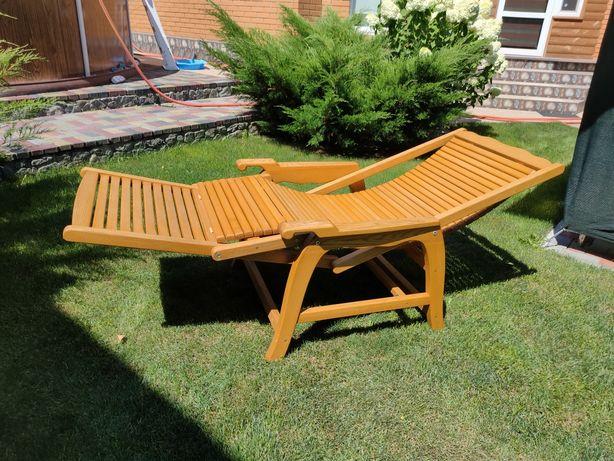 Шезлонг-кресло для отдыха