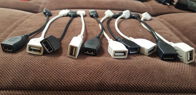 USB продовжувач новий 30см USB удлинитель папа × мама