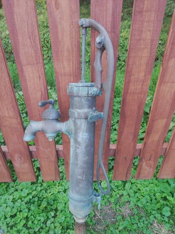 Pompa ogrodowa reczna