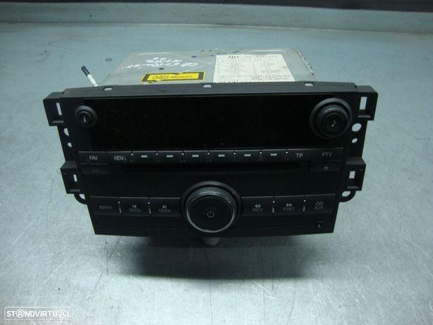 Rádio Chevrolet Aveo/2006 sem código