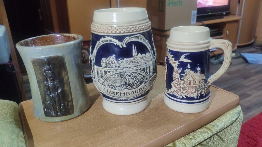 Пивной бокал кружка чашка Western Germany Белая Церковь - изображение 1
