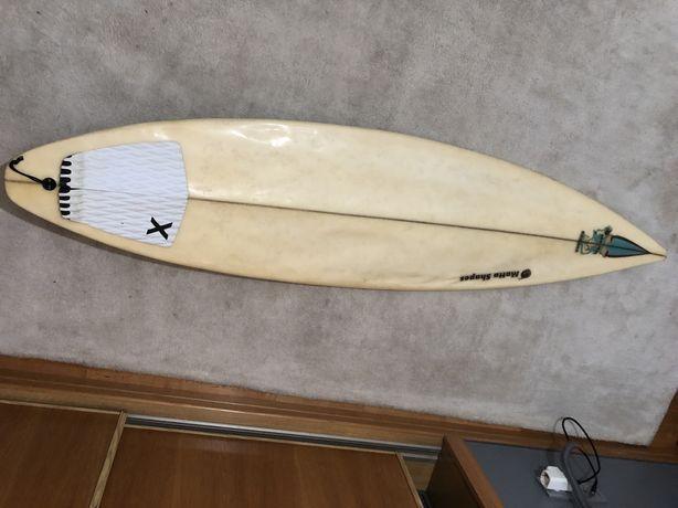 Prancha de surf fibra
