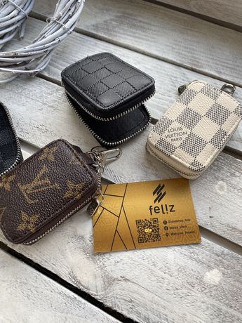 Etui na klucze portmonetka portfelik Louis Vuitton małe