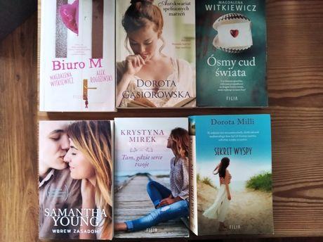 Książki dla dorosłych