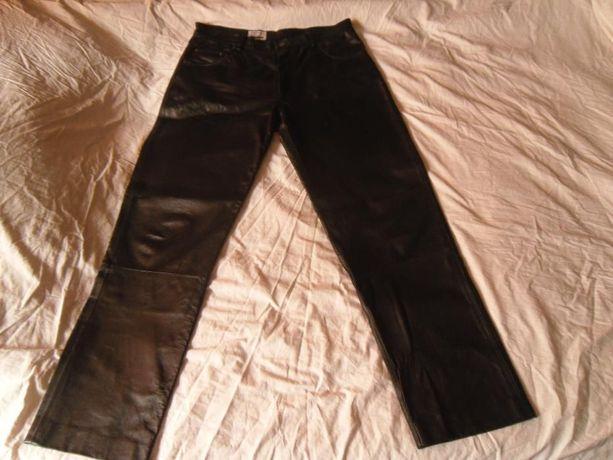 Продам кожаные джинсы