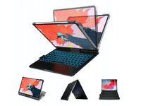 Etui Klawiatura iPad Pro 9.7, iPad Air 3, iPad 10.2 [7/8], iPad Pro 11