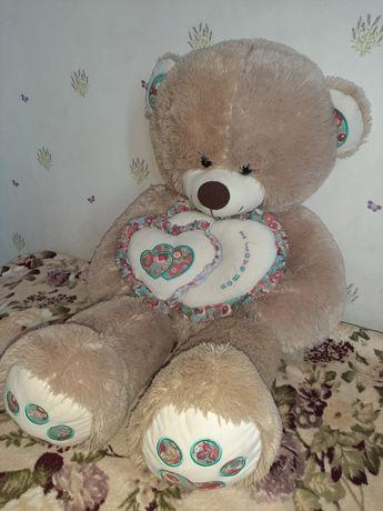Плюшевый медведь игрушка подарок