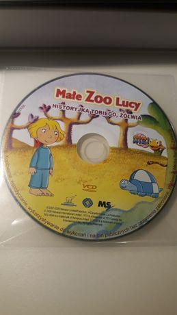 VCD Małe zoo Lucy. Historyjka Tobiego, żółwia. bajka dla dzieci.