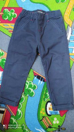 Spodnie chłopięce eleganckie