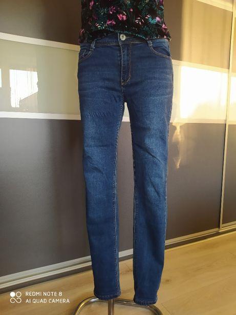 Spodnie jeansy damskie r.36 S