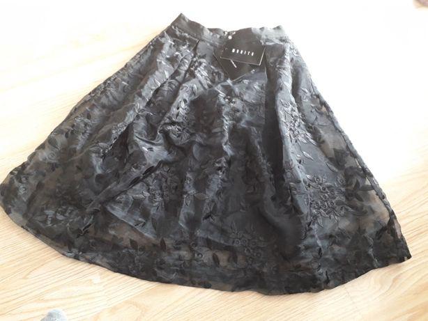 Spódnica czarna rozmiar 34 , nowa Mohito