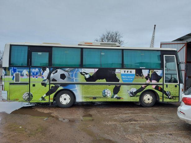 Пасажирский автобус Volvo 36мест