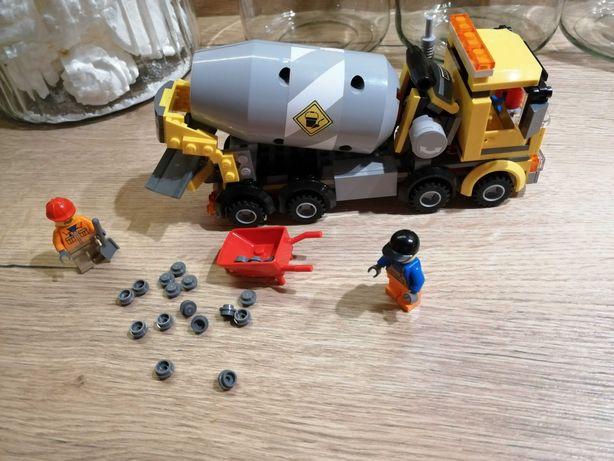 Lego 60018 betoniarka city constructor