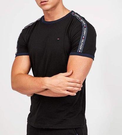 Nowy Model Tommy Hilfiger Koszulka Męska T-Shirt