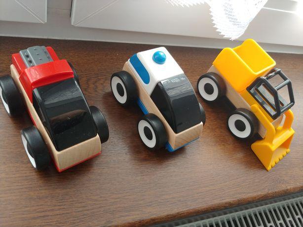 Samochodziki z IKEA
