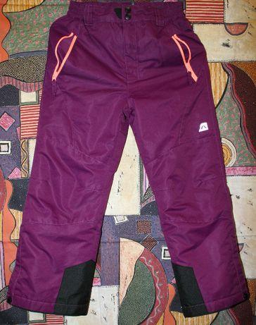 Дитячі теплі штани Alpine Pro Kids 128-134 розмір
