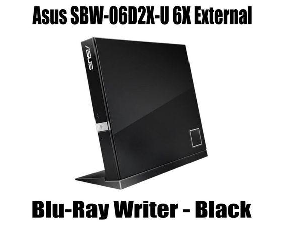 Asus SBW-06D2X-U Blu-Ray BD-RE / DVD / CD записывающий внешний привод