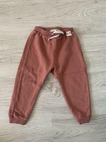 Spodnie dresowe Zara Baby 92