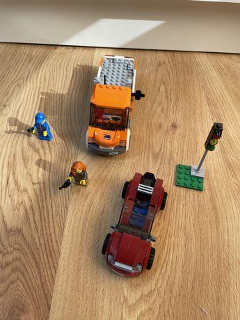 Lego City 60017 Laweta , pomoc drogowa