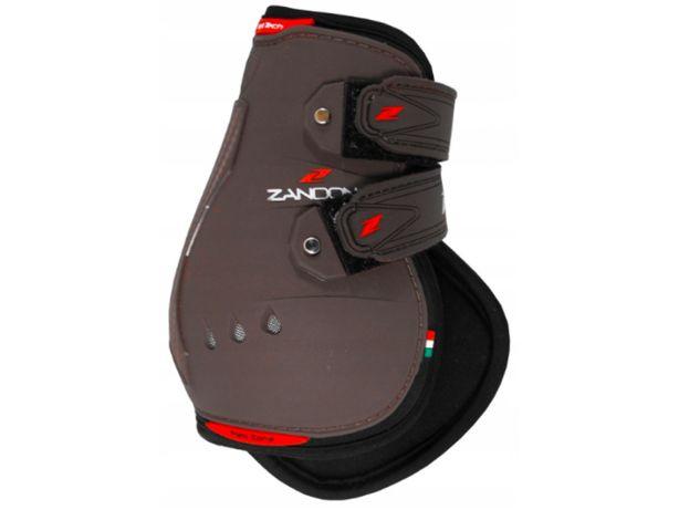 Zandona Carbon Velcro EP ochraniacze dla konia