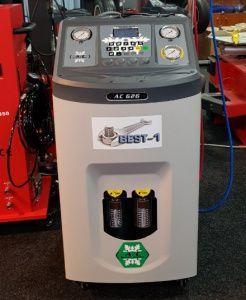 Автоматическая установка для заправки кондиционеров для авто AC-626.