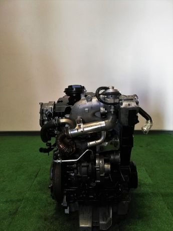 Motor Vw Polo 1.4 TDI / 2008 / Ref: BNV