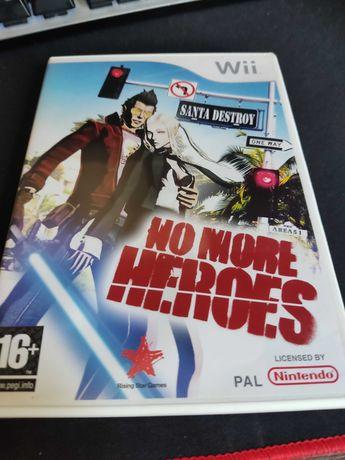 No More Heroes Wii używana