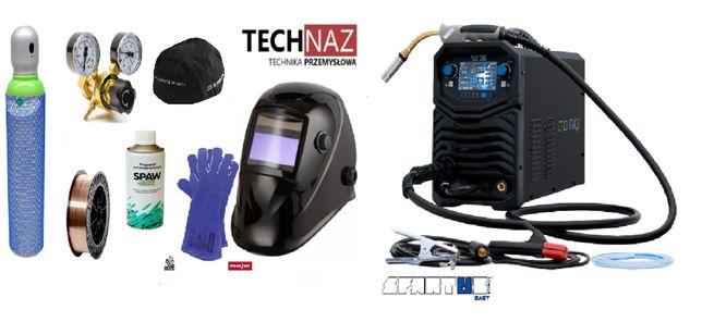 Migomat Spawarka Spartus 300 A Easy Mig 315 400V 4 rolki Technaz Fv23%