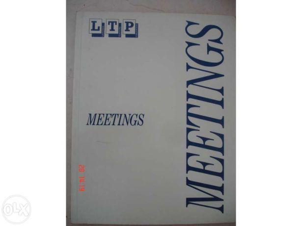 Livro de Inglês para Turismo - Meetings