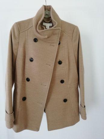 Płaszcz H&M w rozmiarze 38 na jesień i zimę