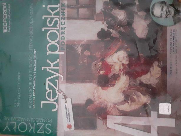 Sprzedam książkę z Języka polskiego operon