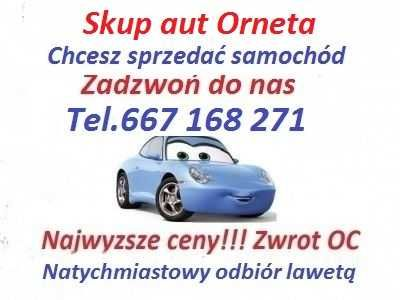 Skup Aut Orneta/Skup samochodów