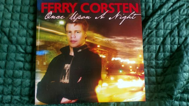 Ferry Corsten ‎– Once Upon A Night Vol. 2   4LP Trance vinyl