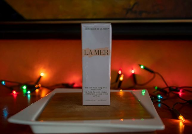 La mer Soft Fluid Long Wear SPF 20 Suede 33