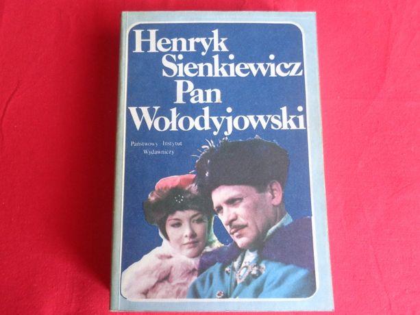 Henryk Sienkiewicz Pan Wołodyjowski książka prezent urodziny