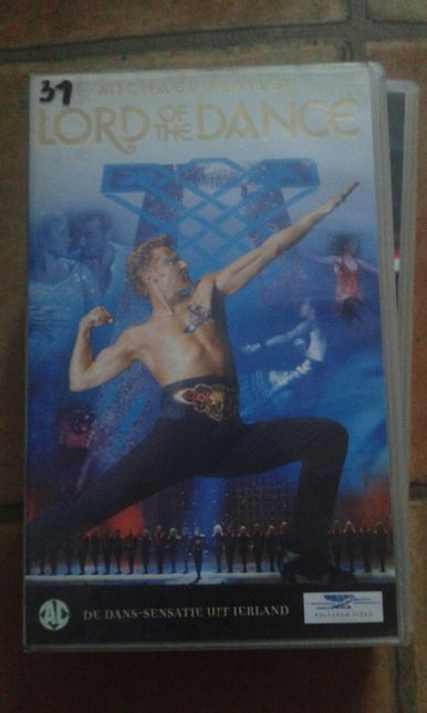 Lord of the dance film VHS
