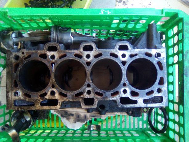 Bloco do motor e colaça Renault Megan 1.5DCI de 83 CV