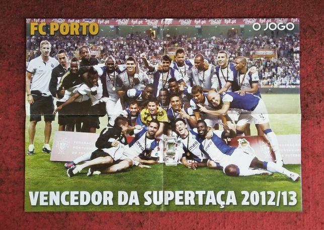 Poster Futebol Clube Porto 60x45