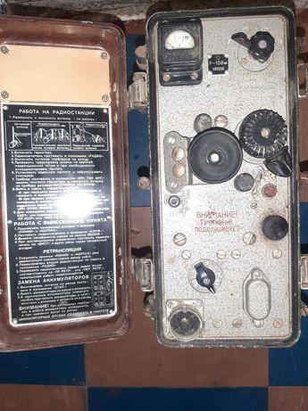 Радиостанция р108м