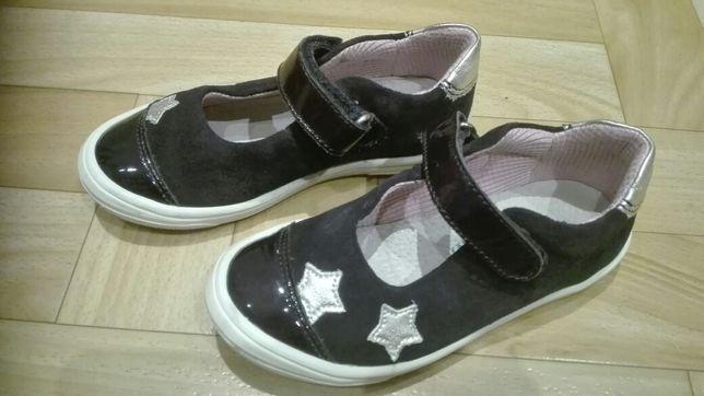Pułbuty buciki dla dzieci dziewczynki richter rozmiar 25