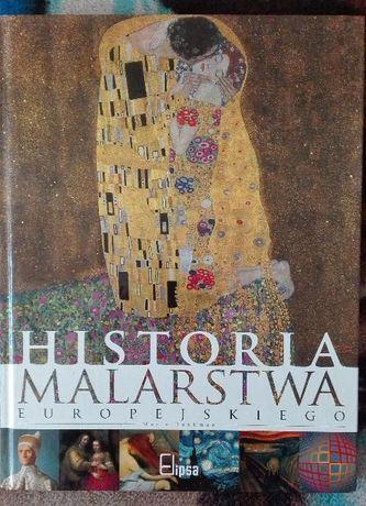 Historia malarstwa europejskiego.