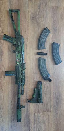 Sprzedam karabin Ak-74 Asg