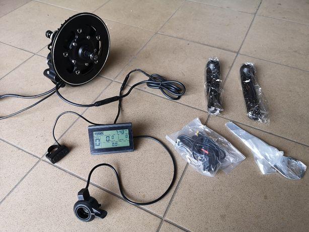 Zestaw do elektryfikacji roweru silnik centralny TSDZ2 z KT-LCD3