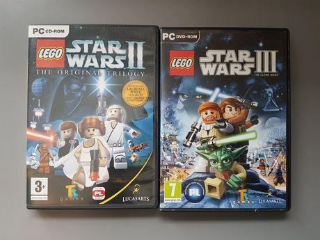 Gry Lego Star Wars na PC + film gratis