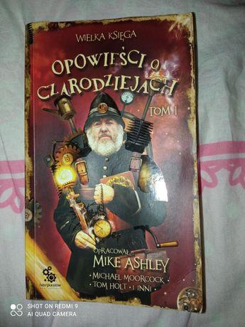 Wielka księga opowieści o czarodziejach