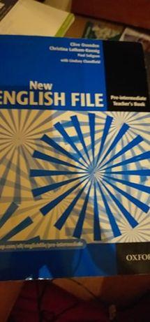NEW ENGLISH FILE preintermediate książka nauczyciela Praca zbiorowa