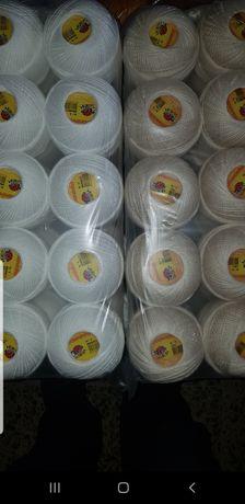 Linha de crochê Algodão