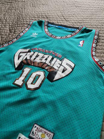 Koszulka NBA Vancouver Grizzlies Bibby
