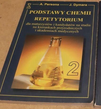 Chemia Repetytorium Podstawy chemii II 2 Persona Dymara