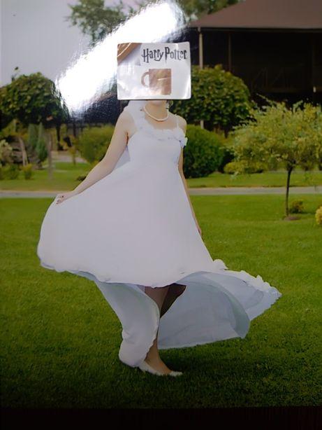 Платье свадебное хомиллион 46р.